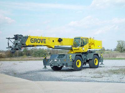 RT650E-b Grove Crane Parts